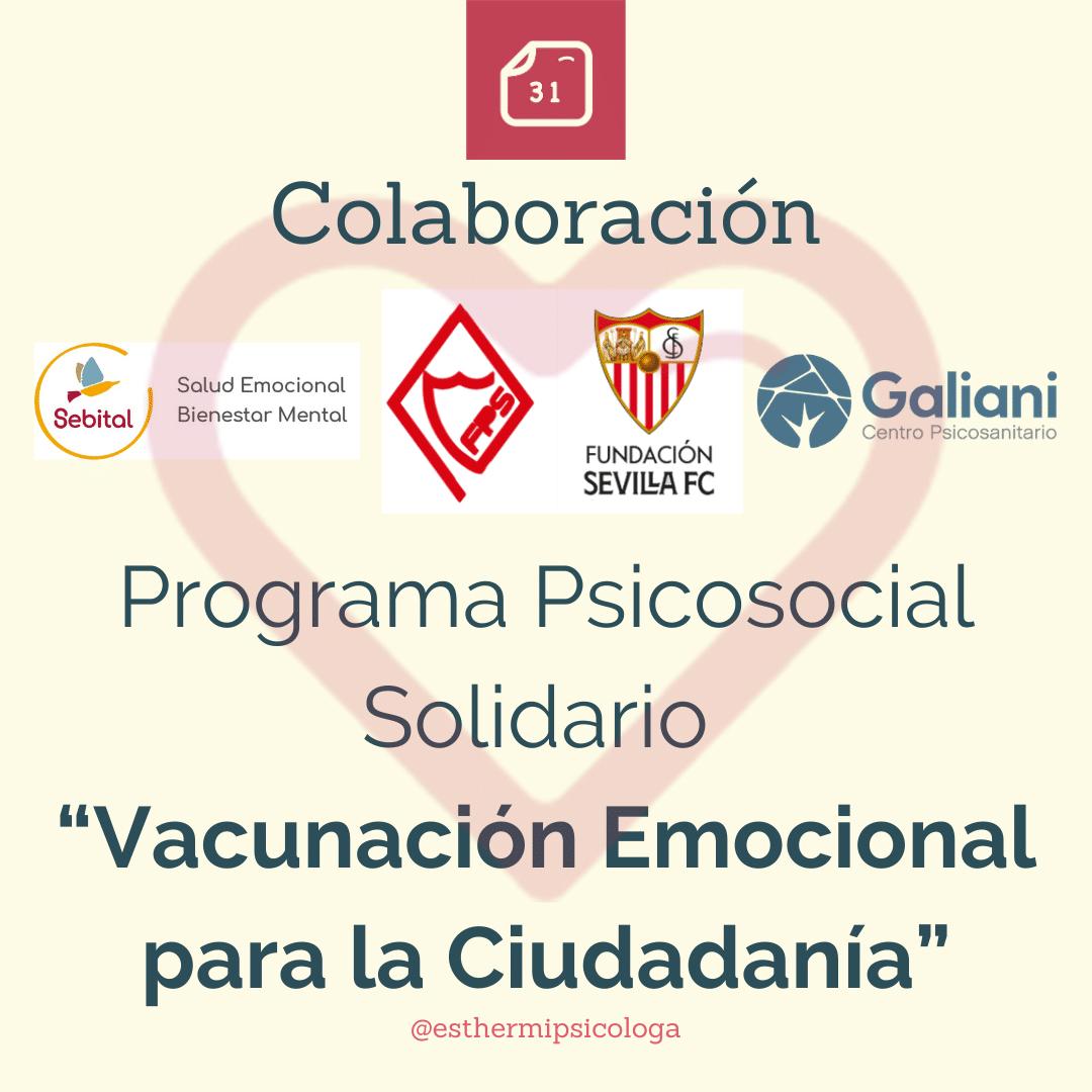 Programa Psicosocial Solidario